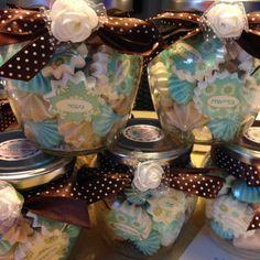 Birthday meringue
