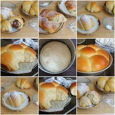 Pan brioche dolce | Ricetta base