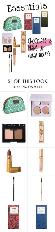 """My make up bag - PVStyle Insider Contest"" by kentigerna on Polyvore featuring bellezza, OTIS BATTERBEE, Anastasia Beverly Hills, NARS Cosmetics, Elizabeth Arden, MAC Cosmetics, Bobbi Brown Cosmetics, contestentry, PVStyleInsiderContest e makeupbagstaples"