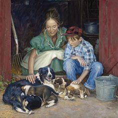 """Mothers"" by Loren Entz"