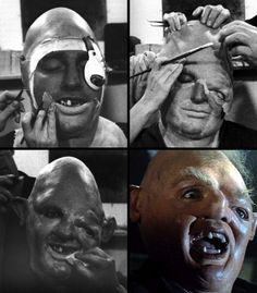 THE GOONIES (1985) Awesome!! Special effects makeup. Movie makeup. Stage.