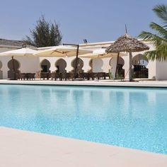 Piscine - Gold Zanzibar Beach House and Spa