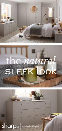 Create the Natural Sleek look with interior stylist Hannah Cork Bedroom Inspo, Home Bedroom, Bedroom Decor, Seaside Bedroom, Dream Bedroom, Bedroom Ideas, Master Bedroom, Interior Stylist, Interior Design