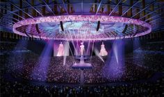 11 of the top architecture firms including zaha hadid, UNStudio and toyo ito have been shortlisted in the new national stadium japan competition. National Stadium, Tokyo 2020, Toyo Ito, Zaha Hadid, Competition, Japan, Design, Concerts