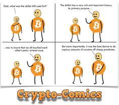 Happy Bitcoin Friday [Crypto-Comics]