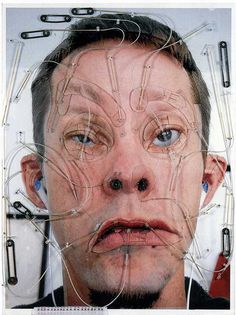 This work, called Emoter by Tim Hawkinson is what I found to be the strangest artwork in the Art 21 episode because it rotated individual parts of his face. Alternative Artists, Visual Literacy, Ap Studio Art, Artist Materials, Interactive Art, Abstract Photography, Transformation Body, Photomontage, Art Studios