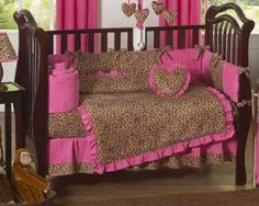 baby cheetah prints for baby   Decorate Your Baby Nursery with Leopard Print   leopardprintslover