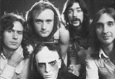 My fav Band:  Genesis