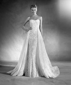 2017 Bridal Collection from Atelier Pronovias