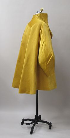 Charles James | Evening coat | American | The Met