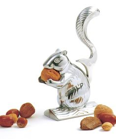 Squirrel Nutcracker | Daily deals for moms, babies and kids Perfect for the Alpha Gamma Delta hostess. Go Alpha Gam.