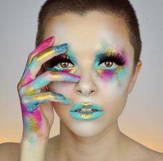 Awesome Makeup by Kimberley Margarita