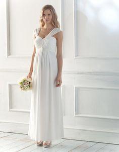 Multi-Way Grecian Wedding Gown