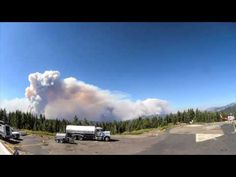 ▶ Rim Fire Time Lapse, August 2013 - YouTube Rim A beautiful timelapse video of the devastating yosemite wildfires