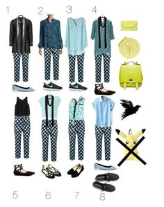 """polka dot pants"" by geekyfashionblog ❤ liked on Polyvore featuring Michael Kors, Grayson, Roberto Collina, Doris Streich, H&M, Living Doll Los Angeles, Express, Chan Luu, Halogen and Accessorize"