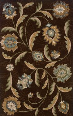 Oriental Weavers Eden ED87108 Brown