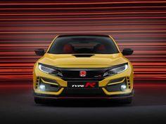 Honda Civic Type R Limited Edition 2021 - Uniquement en jaune Phoenix Honda Civic Type R, Civic Jdm, Audi Sports Car, Automobile, Honda Dealership, Hatchback Cars, High Performance Cars, Honda S2000, Mitsubishi Lancer Evolution