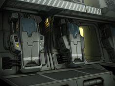 Cryo Bay details - Game: Halo Wars