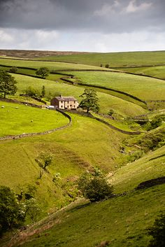 Peak District, Derbyshire (Northern England)