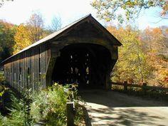 Built in 1840 ~ in Weathersfield, Vermont