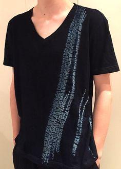 Mokume shibori technique from Japanese Textile Workshops #japanesetextileworkshops #copyrightagencycareerfund