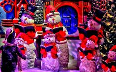 Free HD Christmas Wallpapers