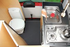 Camper Reimo Multistyle on Volkswagen Transporter 5 with short or long wheelbase