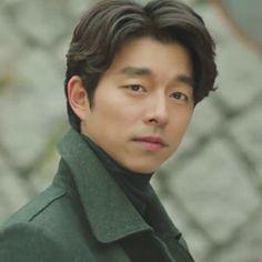 "k-angels icons ☾ ☆ — ""Goblin? What a vulgar hat you're. Korean Art, Cute Korean, Kim Young Min, Goblin Korean Drama, Korean Male Actors, Goblin Gong Yoo, Yoo Gong, Goong, Kdrama Actors"