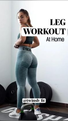 Leg And Glute Workout, Buttocks Workout, Full Body Gym Workout, Gym Workout Videos, Gym Workout For Beginners, Waist Workout, Fitness Workout For Women, Gym Workouts, Train Hard