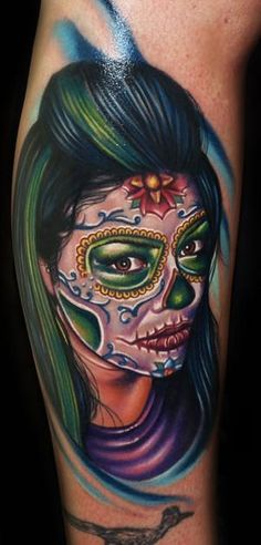 190 Best Colorful Realistic Tattoo Images On Pinterest Arm Tattoo