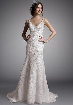 AMALIA CARRARA BY EVE OF MILADY 333 Wedding Dress - The Knot