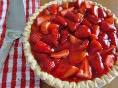 Farmhouse Strawberry Pie