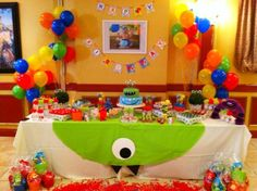 JJ's 1st Birthday Party | CatchMyParty.com