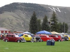 """The Gunnison Car Show is a """"must"""" for car enthusiasts looking for a wonderful car show in August."""