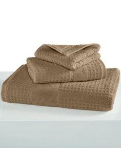 """Kassatex Bath Towels, Hammam Turkish 34"""" x 66"""" Bath Sheet - Tan/Beige"""