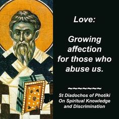 I tell you, love your enemies and pray for those who persecute you, Matt: Orthodox Priest, Orthodox Christianity, Spiritual Life, Spiritual Quotes, Enemies Quotes, Love Your Enemies, True Faith, Saint Quotes, Russian Orthodox