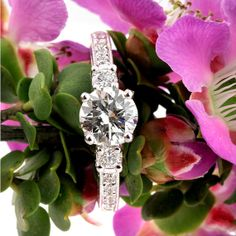 1.72ct Round Brilliant Cut Diamond Engagement by MarkBroumand