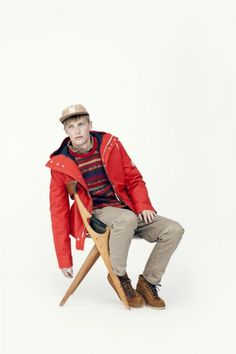 Norse Projects Fall/Winter 2012 And The Art Of The Swagger Jack - Four Pins