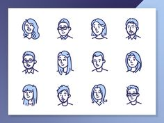 Our Team by Estera Nicula - Dribbble