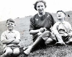 ~~ Let It Be ~~  Paul McCartney's mother, Mary, was a midwife