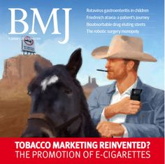 Read this week's cover story on the promotion of e-cigarettes, plus the usual news, research, and education http://www.bmj.com/content/348/7939