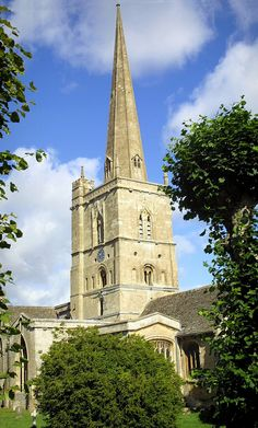 Where Cromwell left his mark - Burford, Oxfordshire