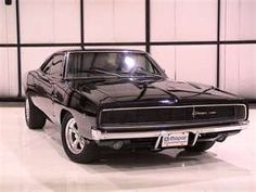 the ever popular 1968 charger that I want!!