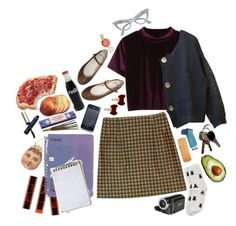 """gone midnight"" by abundanceoffreckles ❤ liked on Polyvore featuring art"