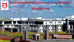 SS Institute of Medical Sciences & Research Centre (SSIMS & RC) - Sri Balaji Solution is the leading educational admission consultancy in Bangalore. We provide admissions in all top colleges and universities. http://www.sribalajisolution.com/medical-bangalore/ss-institute-of-medical-sciences-and-research-centre.html
