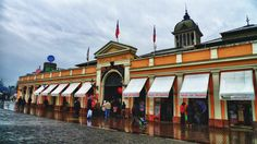 Resultado de imagem para Central Market santiago