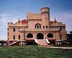 Pythian Home Castle, Weatherford, Texas