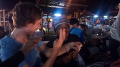 » Night Market Sessions – Auntie La's Whiskey - Luang Namtha Guide