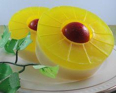 Soap Pineapple Upside Down Cake Soap Glycerin Soap