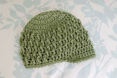 Alli Crafts: Free Pattern: Deeply Textured Hat - 3 months